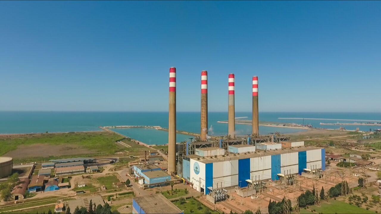نیروگاه برق نکا